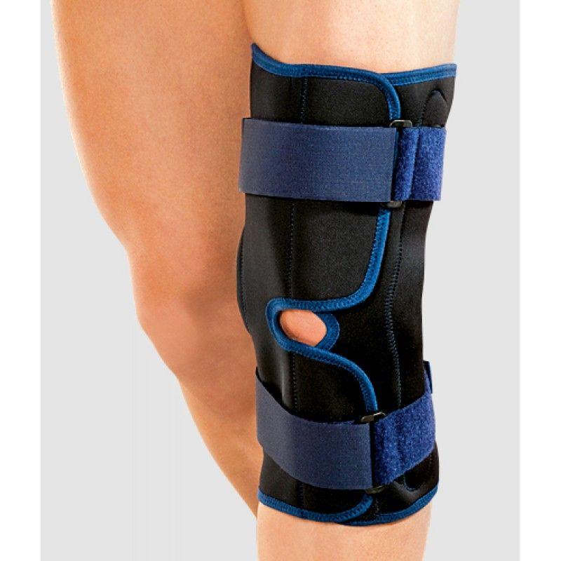 Ортез на коленный сустав – кому и зачем нужен?