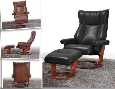 Такое кресло способно обеспечить отдых после тяжелого трудового дня