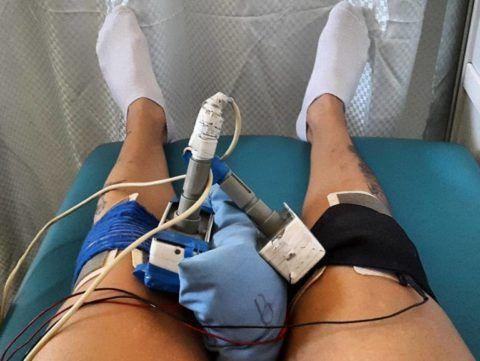 Физиопроцедуры в период реабилитации.