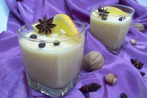 Молочно-творожное желе – вкусный и лёгкий десерт, дополнительный источник кальция