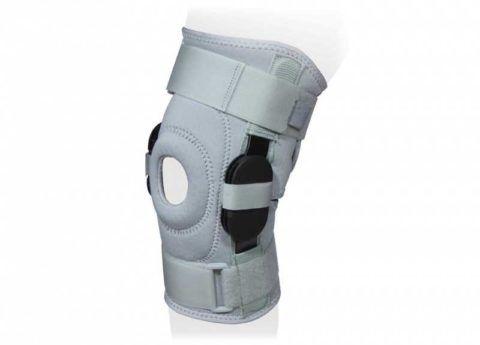 Коленный ортез при болезнях meniscus