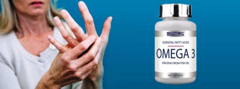 Длительный прием препаратов даст умеренный лечебный эффект при артритах