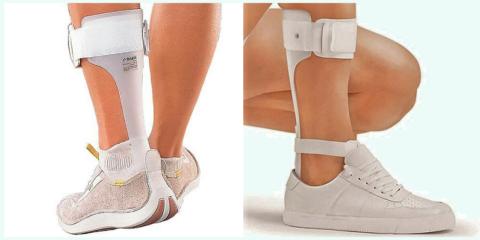 Данная модель производится в 2-х вариантах – для левой и для правой ноги