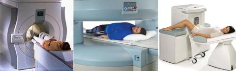 Виды современных томографов, позволяющих обследовать коленные суставы