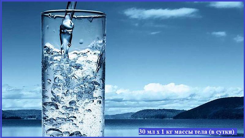 Компрессионные, как и любые другие переломы, требуют соблюдения питьевого режима