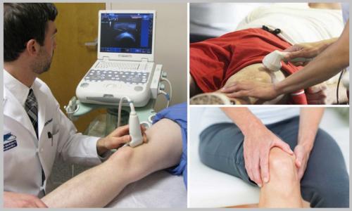 Ультразвуковое сканирование позволяет быстро поставить диагноз и оценить эффективность лечения