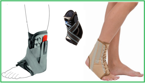 Бандаж жесткий со шнуровкой (разновидности)