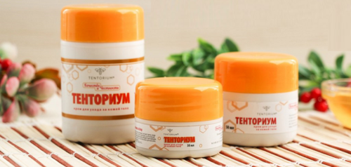 Производитель бренда Тенториум — завод TENTORIUM RULAND, Пермь