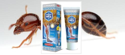 Производитель гель-бальзама Муравьиный мед для ног — Шустер Фармасьютикл, Россия