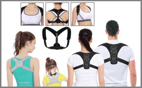 8-образный фиксатор плечевых суставов