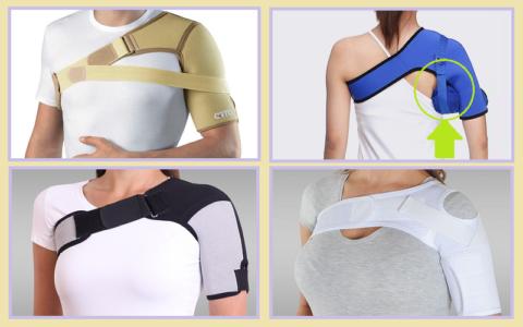 Лечебный эффект эластичному тутору для плеча дает компрессия и мягкое ограничение амплитуды движений
